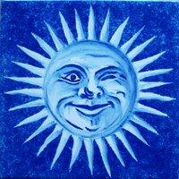 【エストレーラ・ESB3】ウィンク太陽・青
