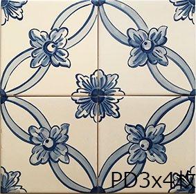 【パドラォン・PD3】青単色
