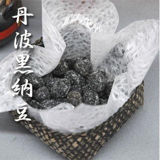 丹波黒納豆