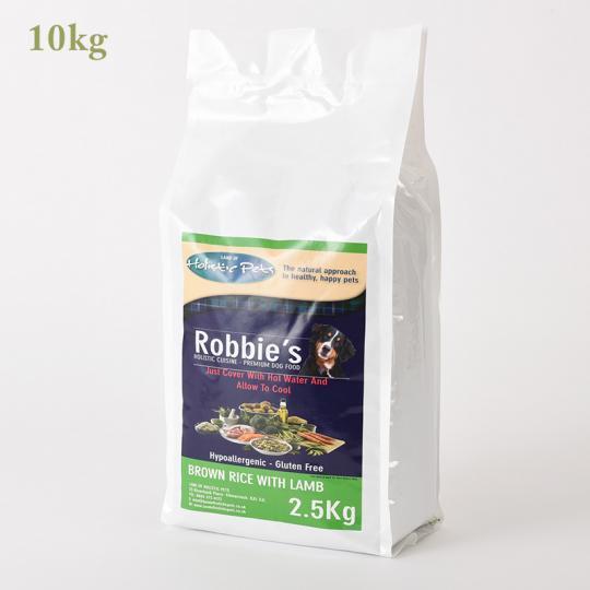 [イメージ] 玄米&ラム10kg