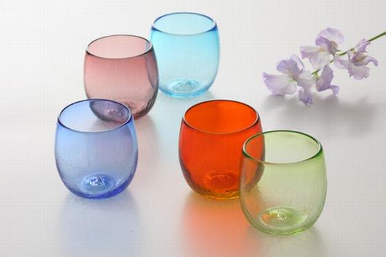 たるグラス 5個セット