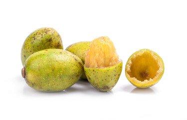 ホグプラム(アムラタマゴノキ)の種