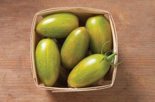 アーティサンブラッシュタイガー(トマト)の種: グリーン
