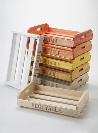 マルシェ用木箱: Sサイズ