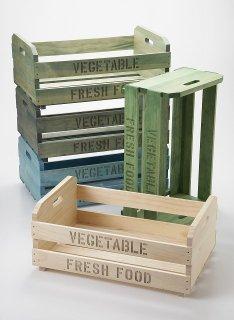 マルシェ用木箱: Mサイズ