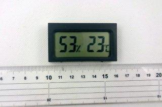 デジタル温度計&湿度計