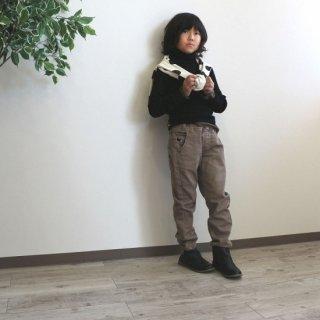 パウダーデニムパンツ / D2154 / 130cm-160cm【DEMS】