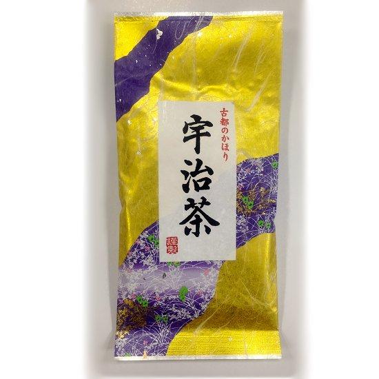 新茶宇治茶100g袋
