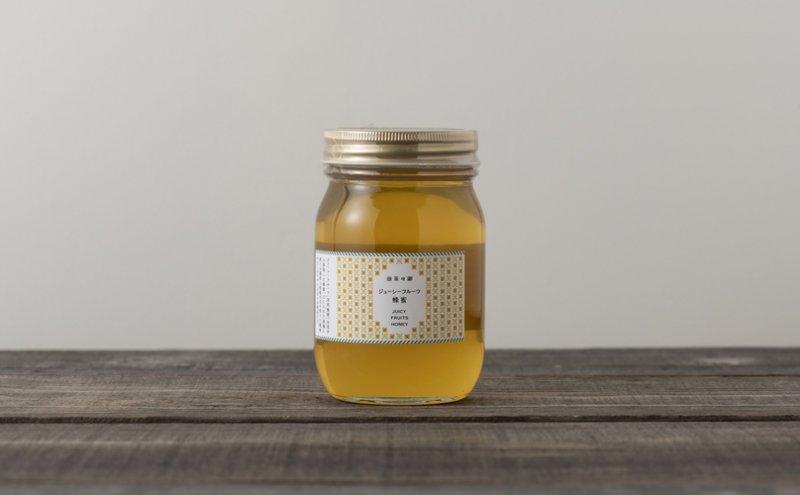 ジューシーフルーツ蜂蜜