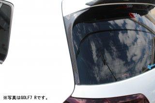 GOLF 7.5 GTI  リアウインドウ サイドスポイラー