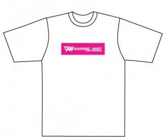 VARYオリジナルロゴTシャツ白(Mサイズ)