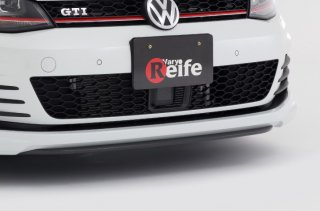 GOLF 7 GTI  フロントスプリッター