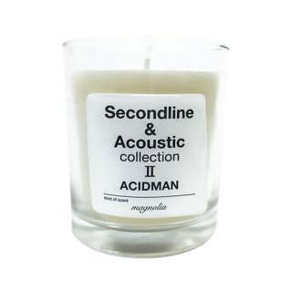 "ACIDMAN LIVE TOUR ""Second line & Acoustic collection �"" candle"