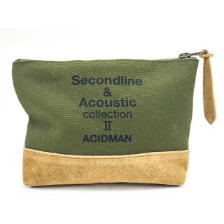 "ACIDMAN LIVE TOUR ""Second line & Acoustic collection �"" pouch"