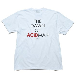 "ACIDMAN 2018 SUMMER T-Shirts ""THE DAWN OF ACIDMAN"""