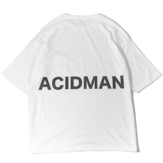 """Around the neck"" BIG T-Shirts [White]"