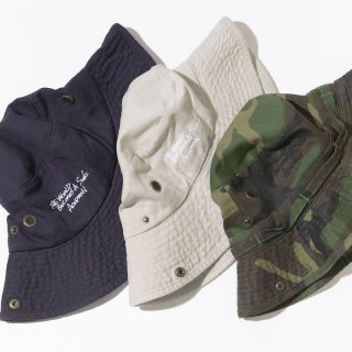 <img class='new_mark_img1' src='https://img.shop-pro.jp/img/new/icons14.gif' style='border:none;display:inline;margin:0px;padding:0px;width:auto;' />Handwritten Logo Boonie Hat
