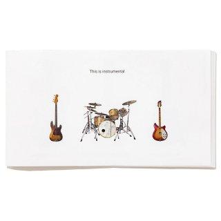 "This is instrumental & ""Rebirth"" visualbook"