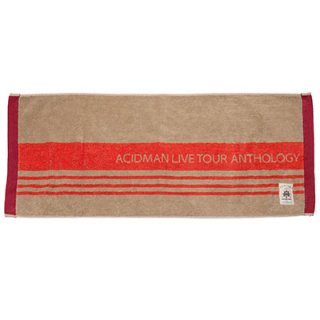 ACIDMAN ANTHOLOGY Facetowel