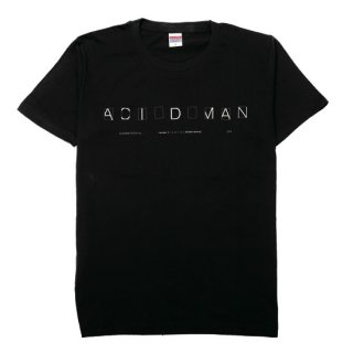 "ACIDMAN SUMMER FESTIVAL 2014 Tee ""Box"""