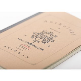 ACIDMAN ANTHOLOGY Notebook