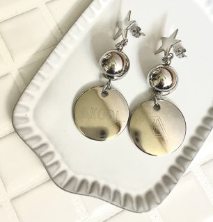 countless  star pierce (cotton pearl)