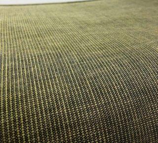 ちぢみ織りピンストライプカラシモスグリーン