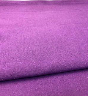 ネップ無地本紫