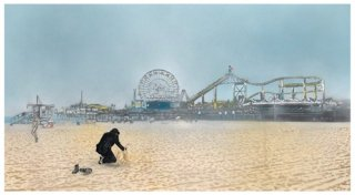THE MORNING AFTER- -santa monica