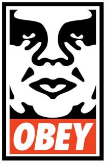 CLASSIC ANDRE OBEY GIANT  Open ED Poster