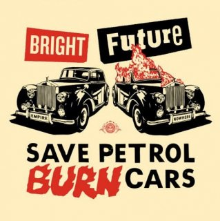 BRIGHT FUTURE LARGE FORMAT (RED, BLACK)