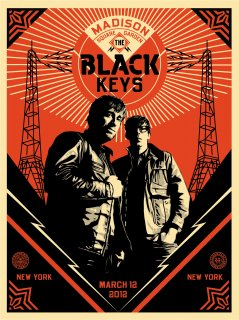 Black Keys Portrait