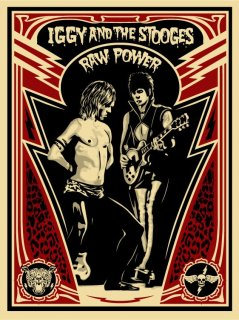 STOOGES Raw Power