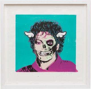 Michael Jackson  (green)
