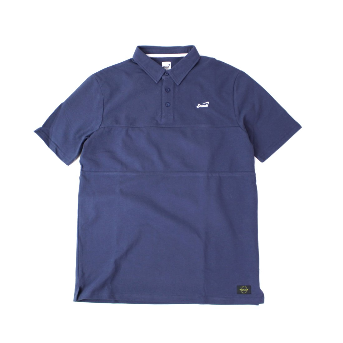 【SNACK SKATEBOARDS】ALIVE POLO SHIRTS