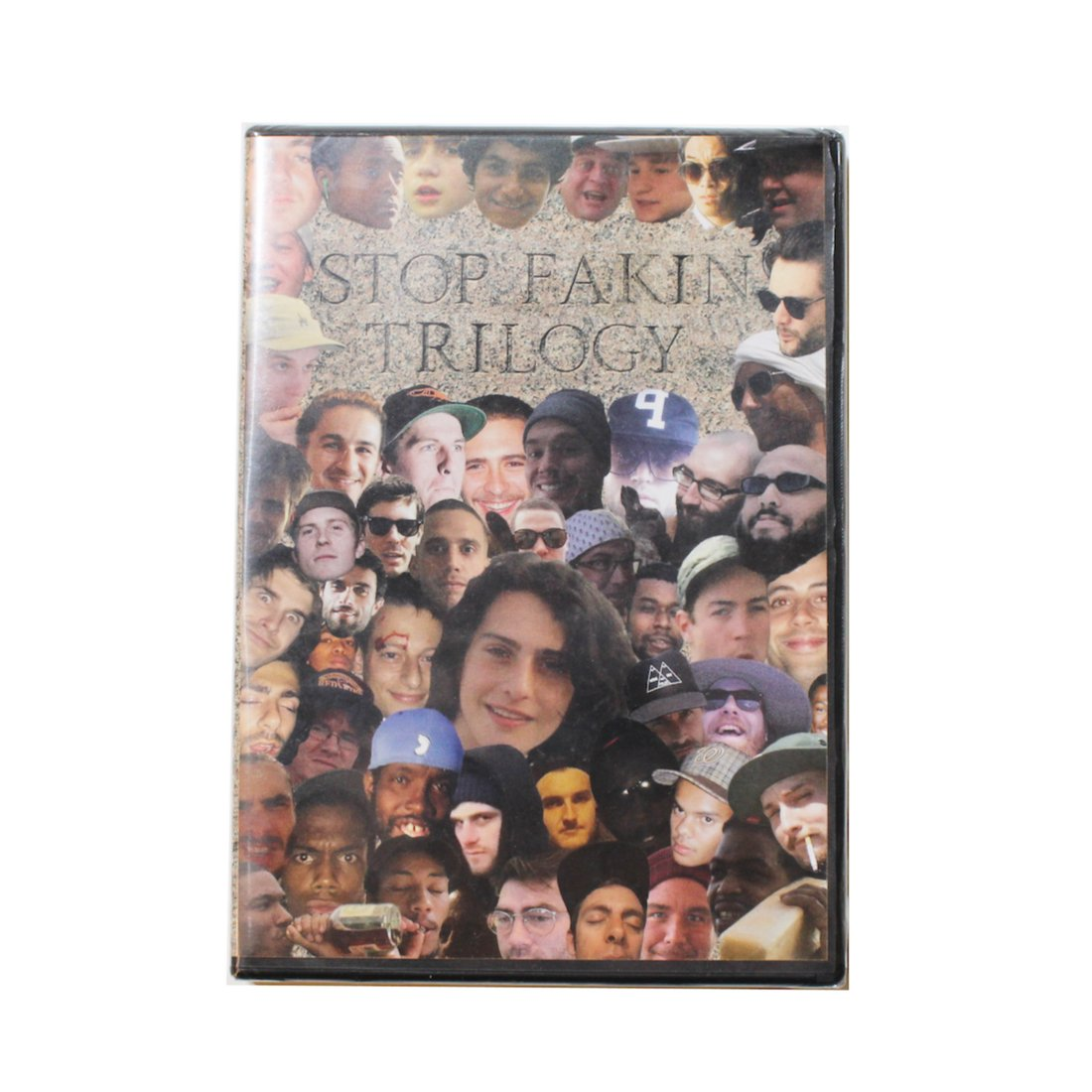 【STOP FAKIN TRILOGY】- DVD