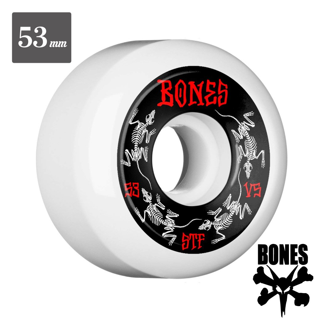 【BONES WHEEL】STF 2017 CONICAL
