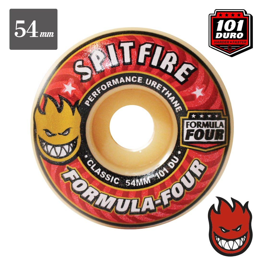【SPITFIRE WHEEL】Formura Four