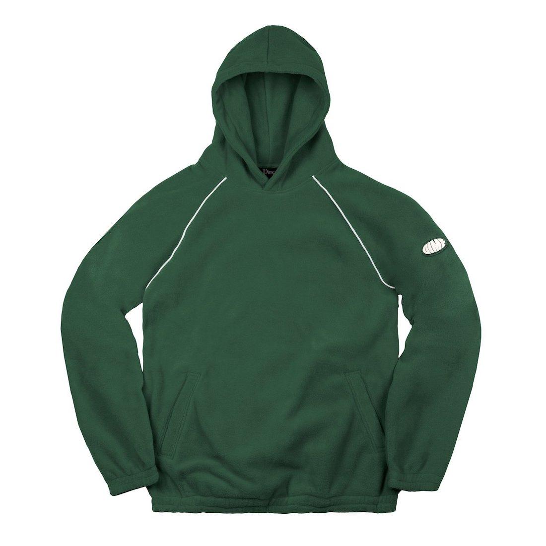 【Dime】Fleece Hoodie - Green