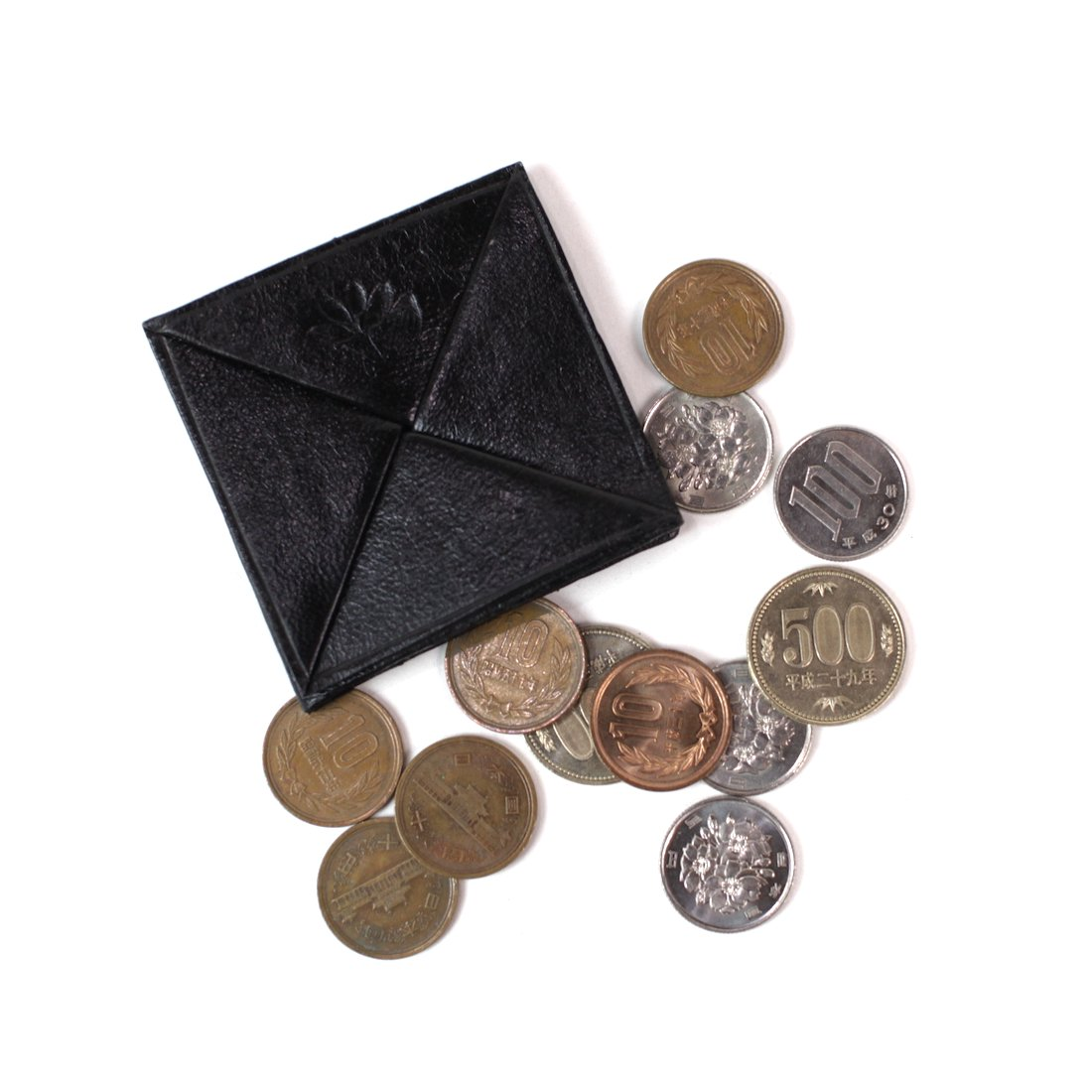 【MAGENTA】Morrocon Coin Holder - Black