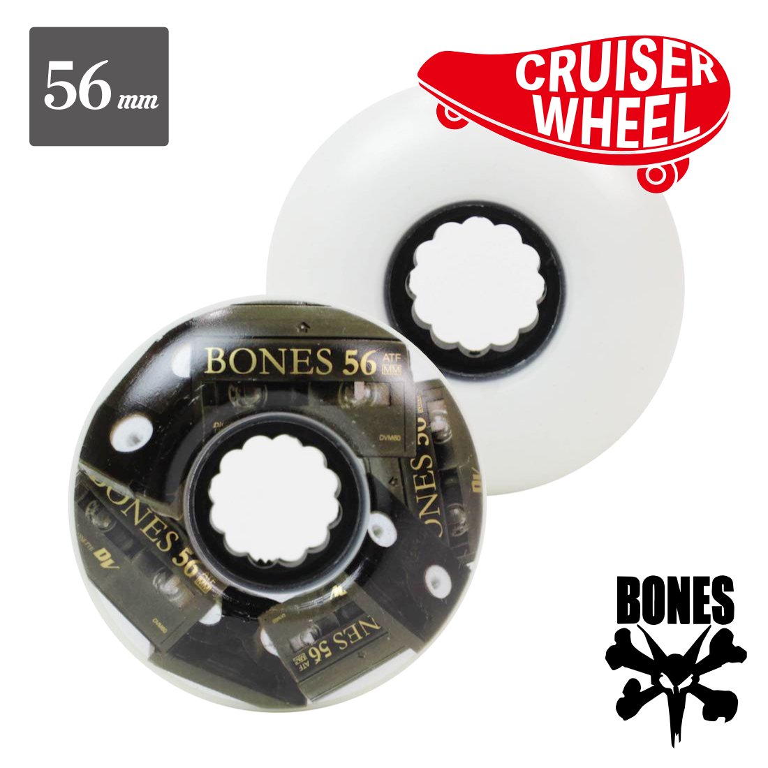 【BONES WHEEL】Mini DV'S