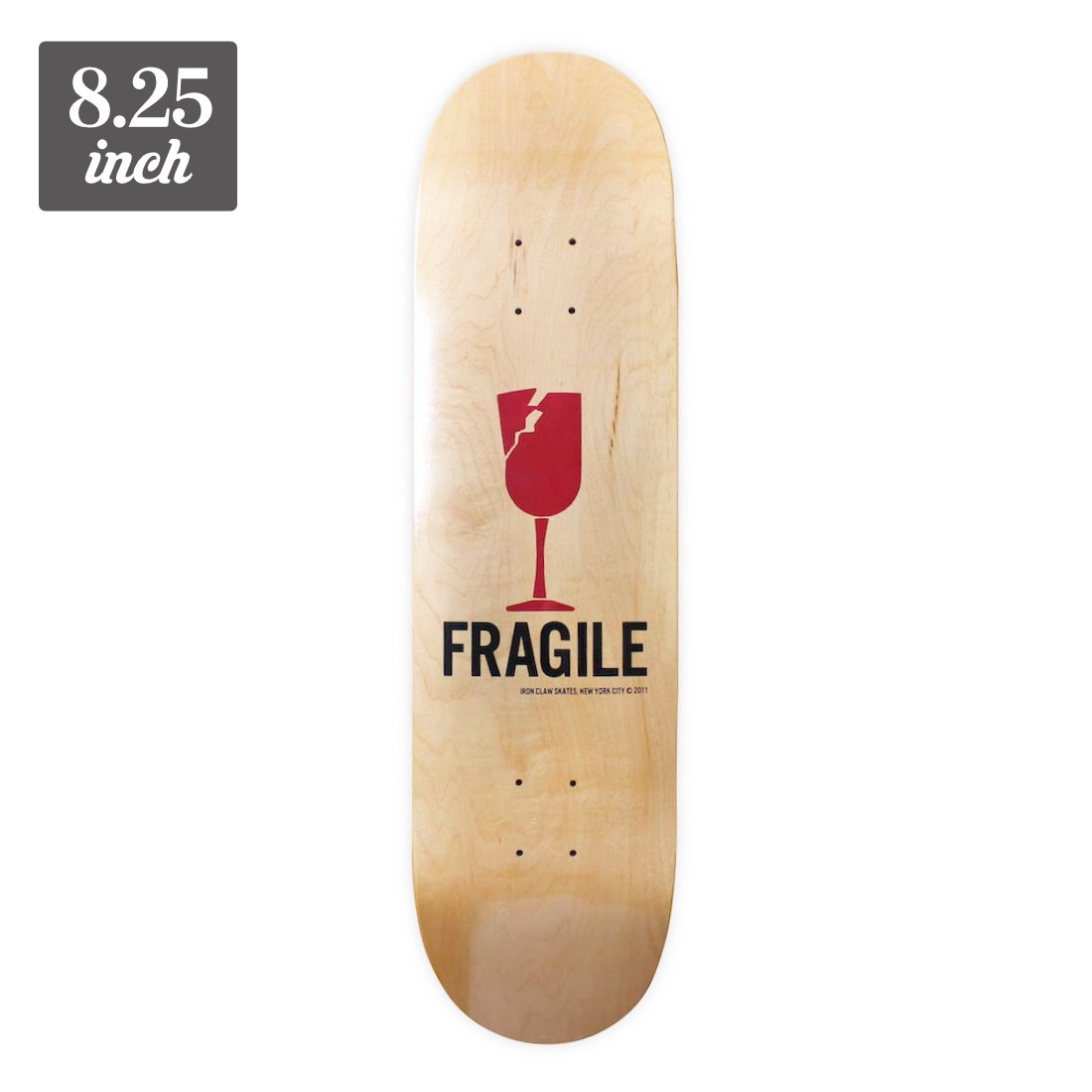 【8.25】Iron Claw skates - Fragile