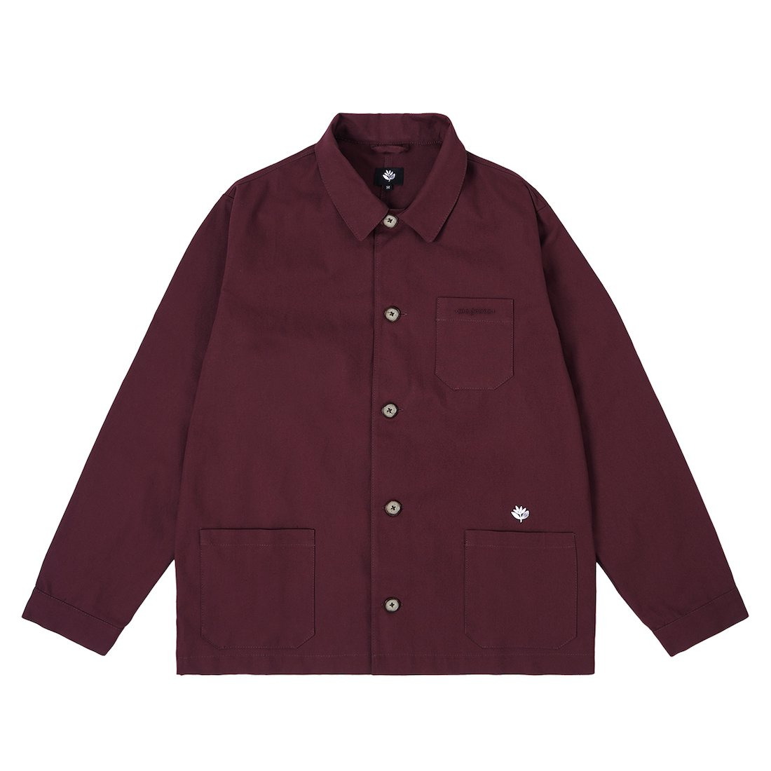 【Magenta Skateboards】Atelier Jacket - Wine