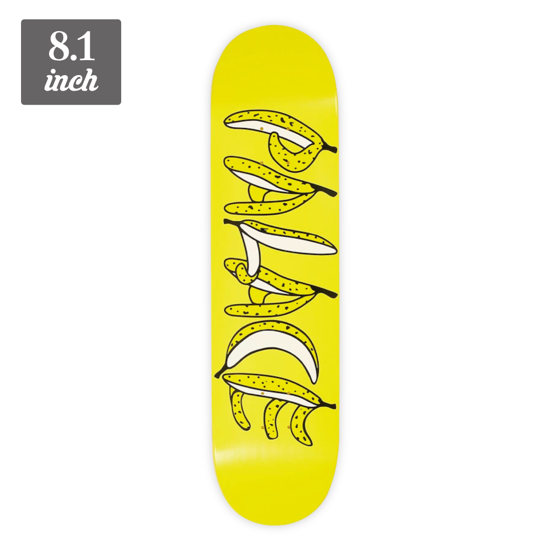 【8.1】Palace Skateboards - Banana Yellow