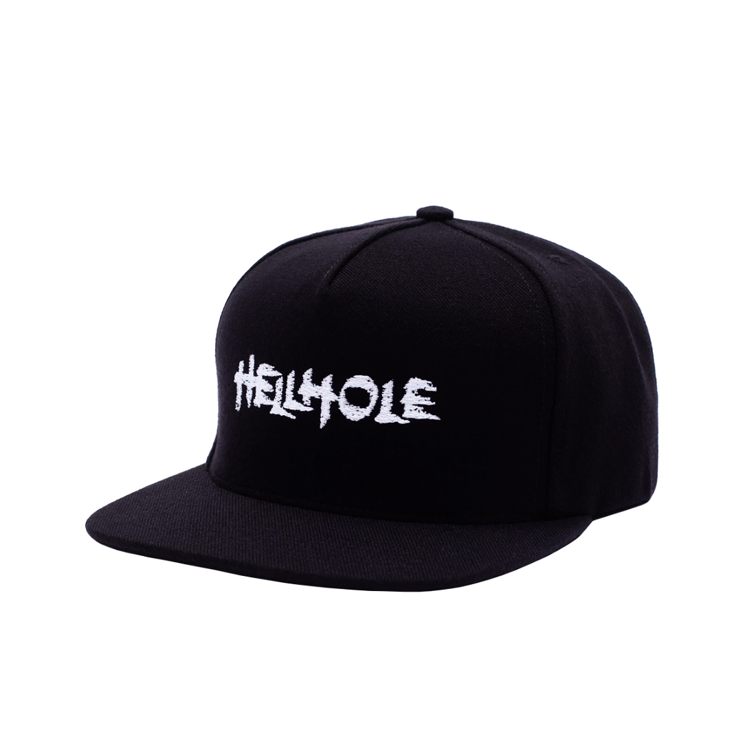 【Hockey】Hellhole 5Panel Cap - Black