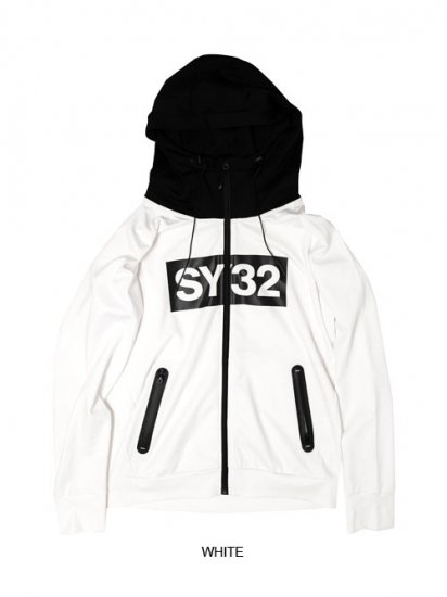 <img class='new_mark_img1' src='https://img.shop-pro.jp/img/new/icons14.gif' style='border:none;display:inline;margin:0px;padding:0px;width:auto;' />【SY32】HI-TECH JERSEY HOODIE
