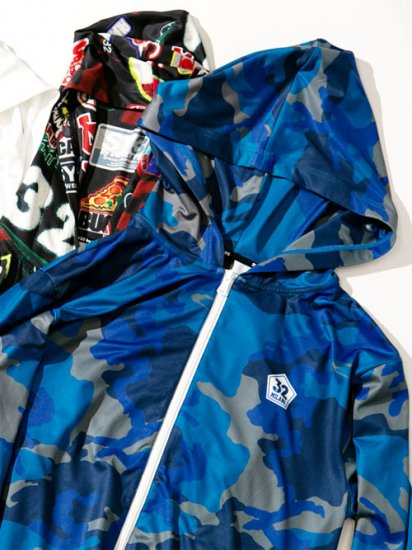<img class='new_mark_img1' src='https://img.shop-pro.jp/img/new/icons14.gif' style='border:none;display:inline;margin:0px;padding:0px;width:auto;' />【SY32】RUSH GUARD HOODIE