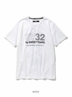 <img class='new_mark_img1' src='https://img.shop-pro.jp/img/new/icons14.gif' style='border:none;display:inline;margin:0px;padding:0px;width:auto;' />【SY32】BORDER MIX LOGO TEE