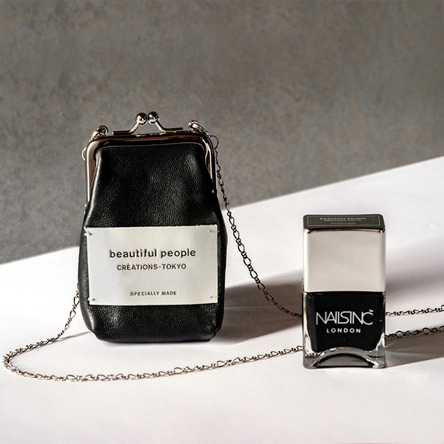 black leather collection kit