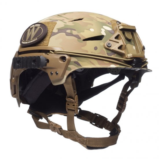 TEAM WENDY EXFIL CARBON BUMP HELMET カーボン ヘルメット 実物